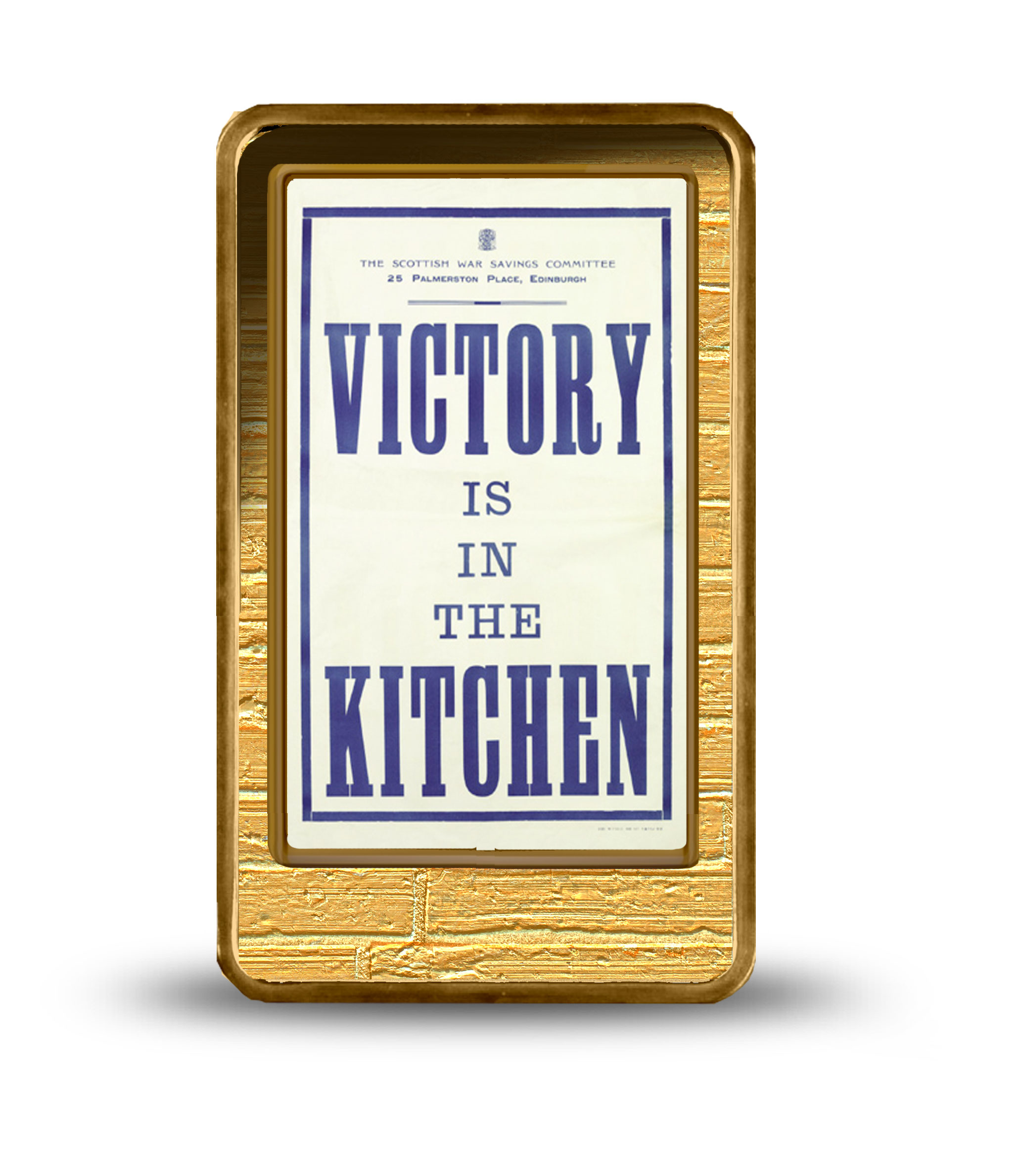 <p>Victory In The Kitchen</p>