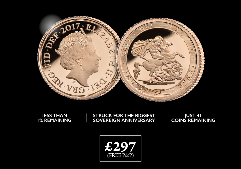 2017 Half Sovereign | The London Mint Office
