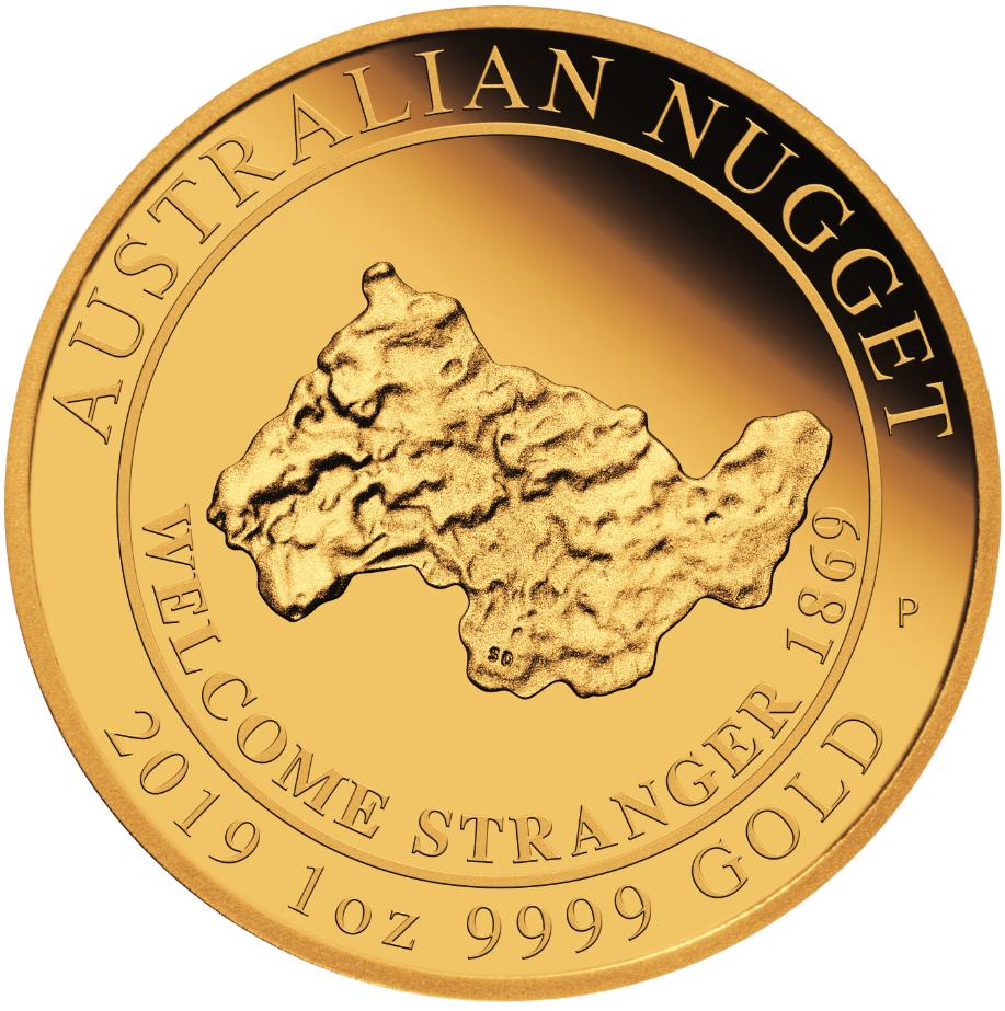 Australian golden nugget