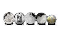 silver 2020 set