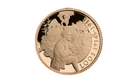 Armistice and Remembrance Half Sovereign