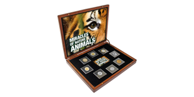 Animals - Miracles of Nature Set