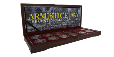 Armistice Day: The Great War 12 Coin SET