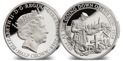 The Official WWI Centenary 'At the going down of the sun' Premium Pack