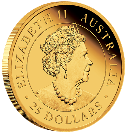 Australian Nugget coin Picture 2
