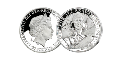 The Battle of Atlantic Silver Coin Collection