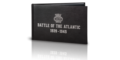 Battle of Atlantic Book