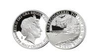 The 'Attack from Above' Battle of the Atlantic Coin  BOA Under Attack