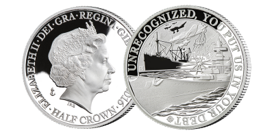 Limited Edition Battle of the Atlantic Coin Collection