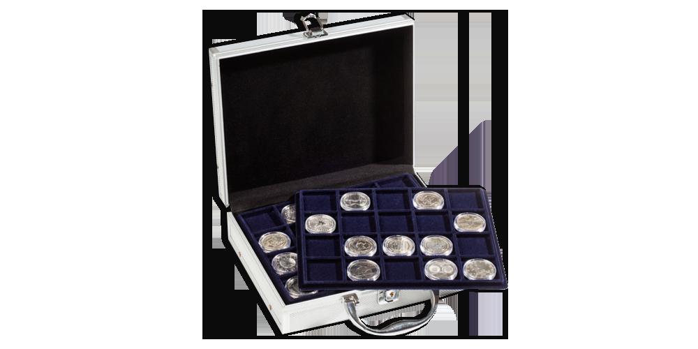 Aluminium Coin Case