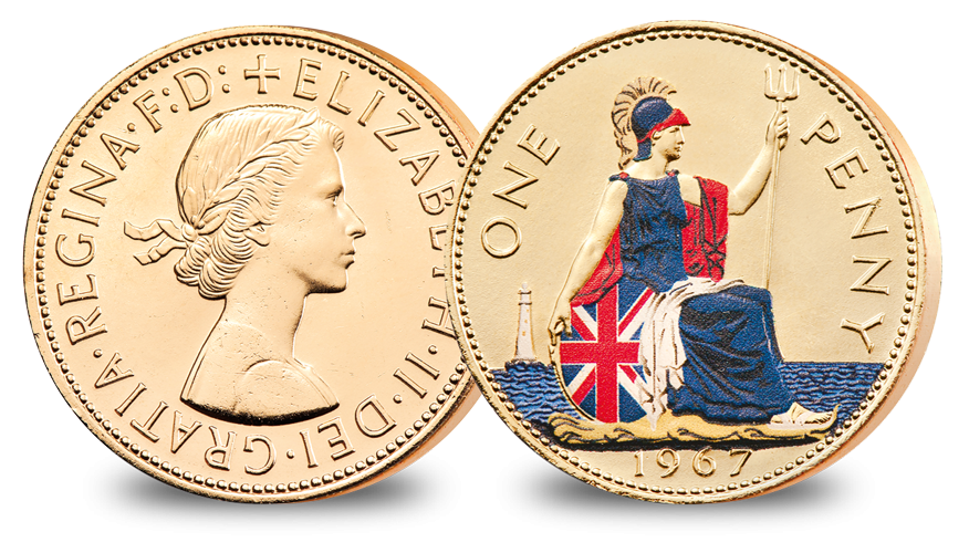 The Changing Face Of British Coinage Pre Decimal Collection