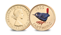 Farthing The Changing Face of British Coinage - Pre Decimal Set