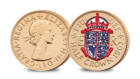 Half-Crown The Changing Face of British Coinage - Pre Decimal Set
