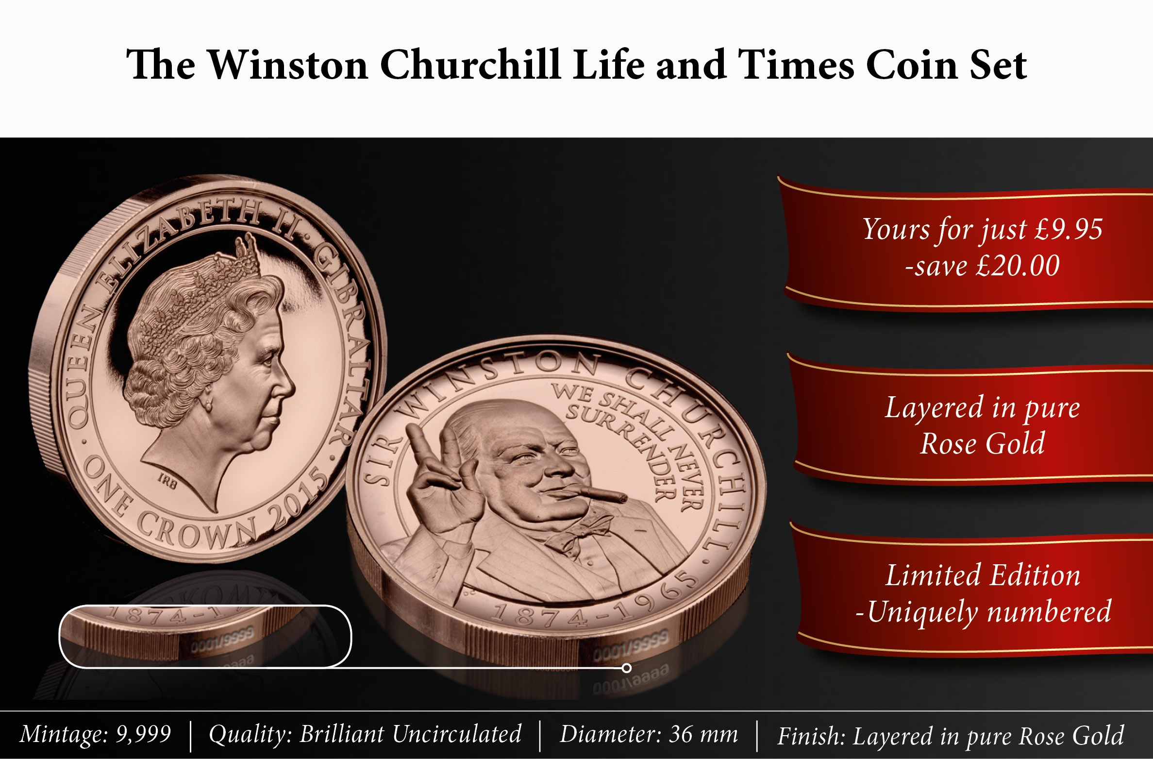 The Winston Churchill Life and Times Coin Collection