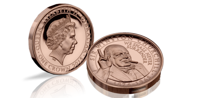 The Winston Churchill Life and Times Coin Set