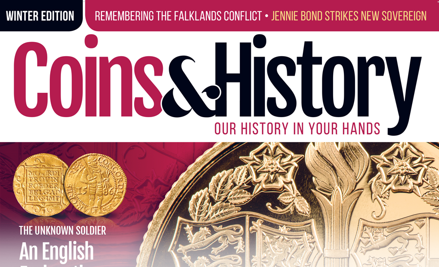 Coins & History Magazine Winter Edition