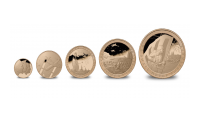 D-Day 75 Five Coin Sovereign Set