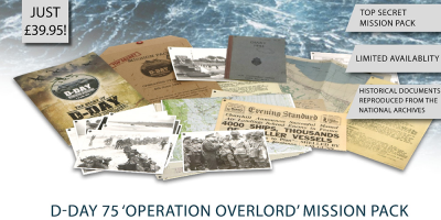 The D-Day 75th anniversary 'Operation Overlord' Mission Pack