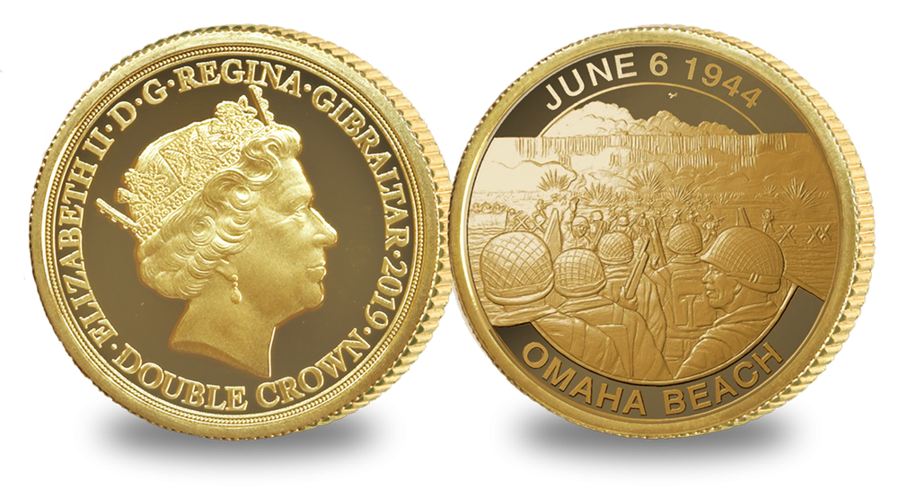 Single Omaha Obverse and Reverse