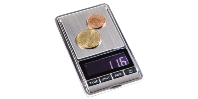 LIBRA 100 digital coin scale