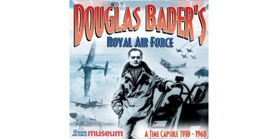 The Douglas Bader's Royal Air Force CD