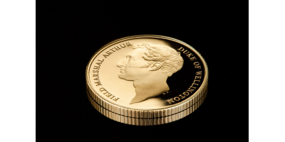 The Duke of Wellington Gold Medal