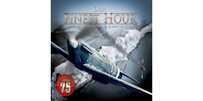 Our Finest Hour Audio CD