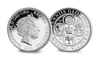 The Queen Elizabeth II 90th Birthday Pure Silver Coin - The one that nearly got away....
