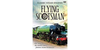 The Flying Scotsman DVD