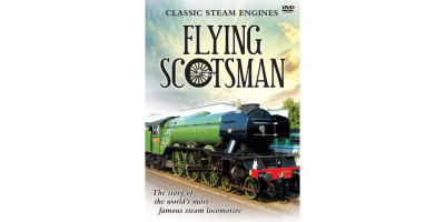 The Flying Scotsman DVD