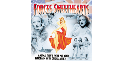 The 'Forces' Sweethearts' CD
