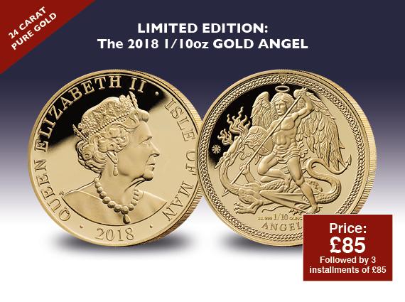 Gold Angel 2018