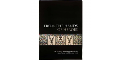 From the Hands of Heroes Hardback Book