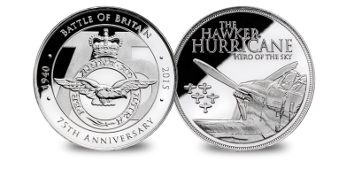 Hawker Hurricane Anniversary Medal