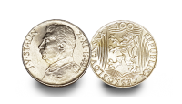 The Joseph Stalin Two Coin Set - Historically Unique