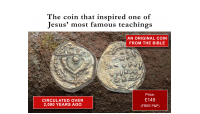 The Bible Coin