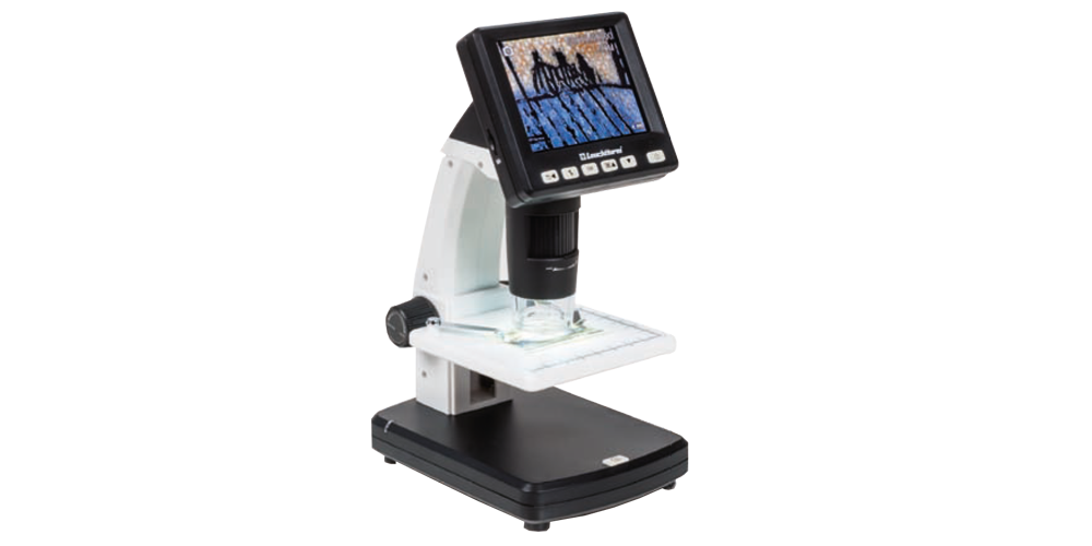 Digital Microscope with LCD Screen
