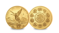 The 2015 Mexico Gold Libertad Set