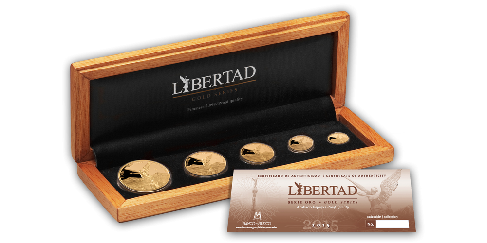 Mexican Libertad Set
