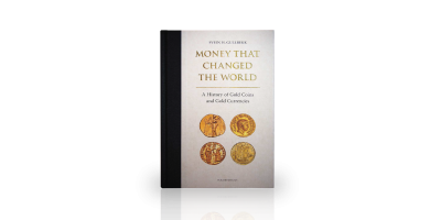Money that changed the world hardback book
