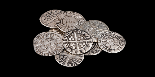 Montrave Hoard Penny