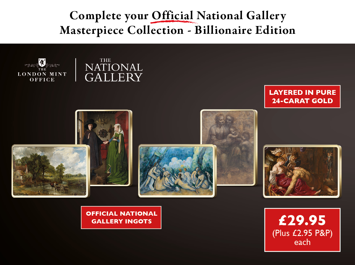 National Gallery Masterpiece Collection