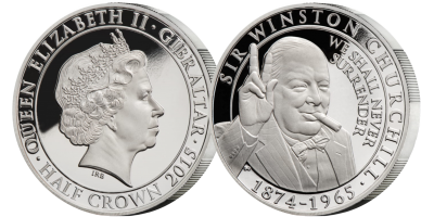 The Winston Churchill Uniquely Numbered Coin