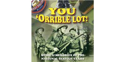 You 'Oribble Lot'!