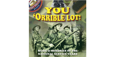 You 'Oribble Lot'!