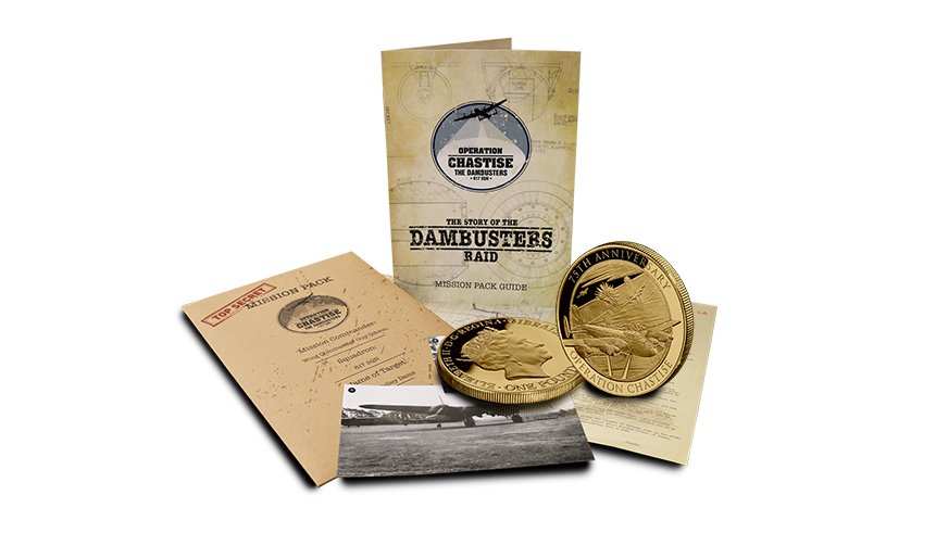 Dambusters coin