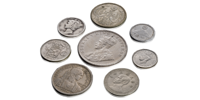Pearl Harbour 8 Heritage Coin set