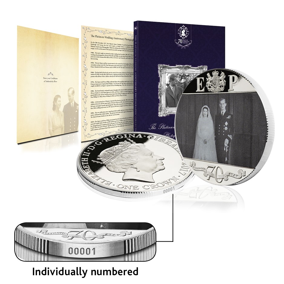 Limited Edition with Unique Individual Numbering
