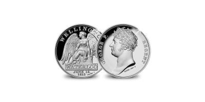 Prince Regent Silver Medal