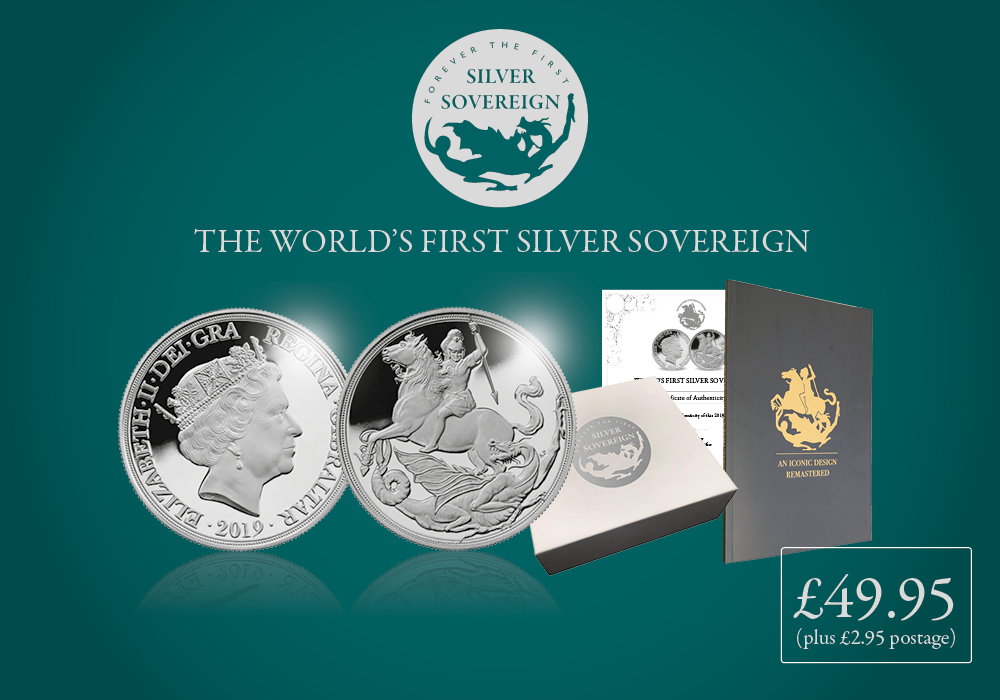 Silver Sovereign Proof